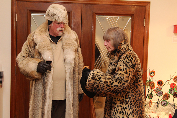 Fur Coat Faceoff