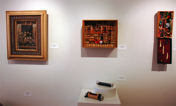 Box Show at Liberty Arts