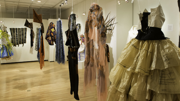 Filaments & Fashion at Liberty Arts