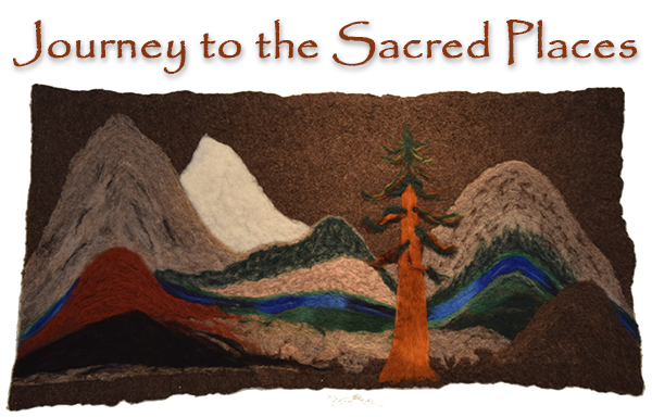 Journey to the Sacred Places
