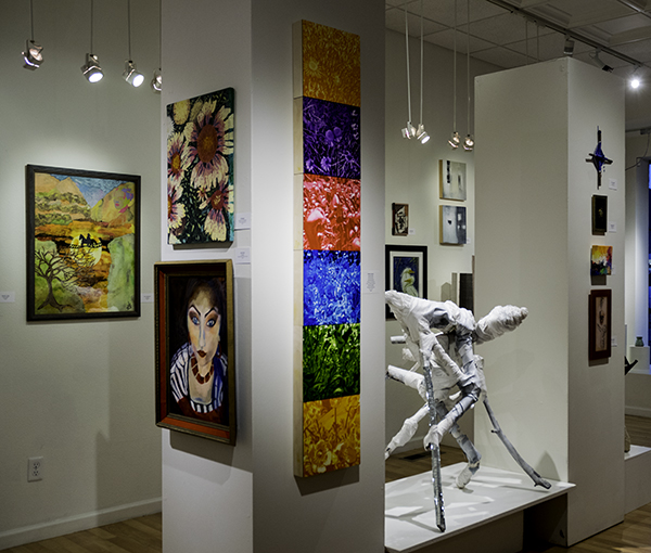 Liberty Arts 9th Annual Members' Show ~ Goulash