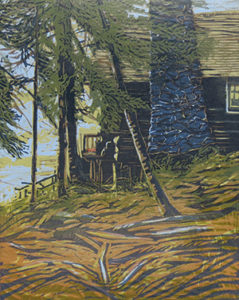 Melinda Whipplesmith Plank, The Cabin