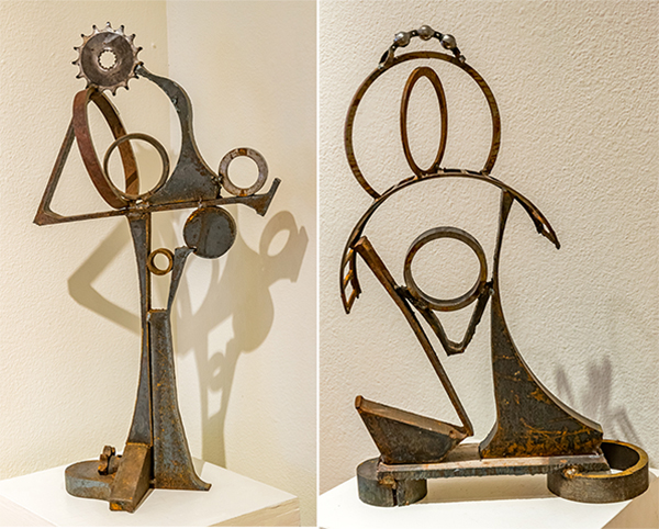 David Gochenour, Welded Steel Maquette