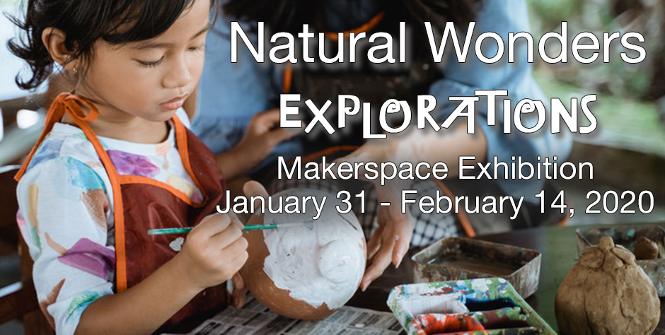 January Makerspace